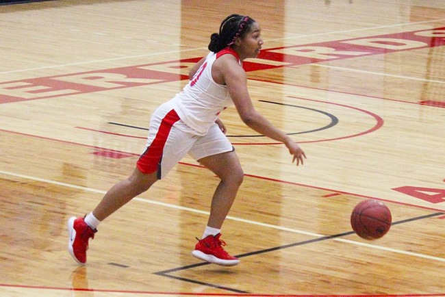 Mesa Women's Basketball Gets Big Win Over Eastern Arizona, 58-47