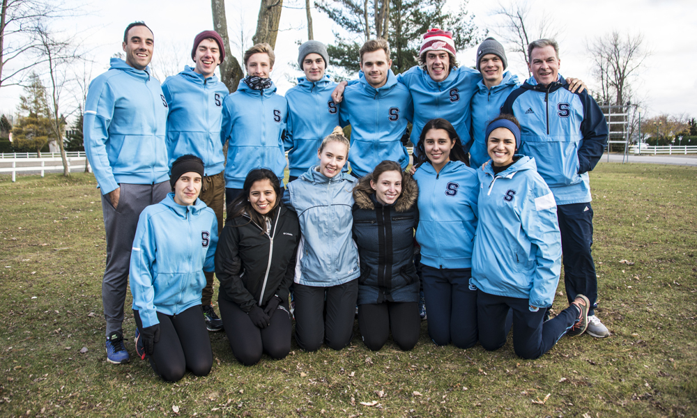 Cross country wrap season at nationals, men finish ninth