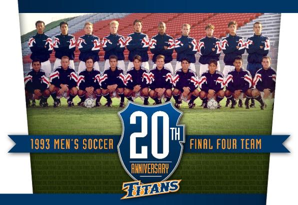 Titans to Honor Final Four 1993 Squad