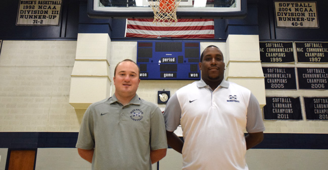 Moravian Adds Covert & Shiffert to Men's Basketball Staff