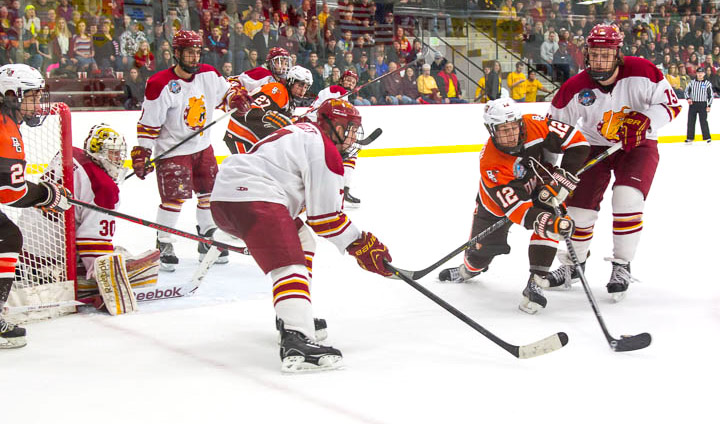 Ferris State Hosts Bowling Green In First-Place Showdown This Weekend