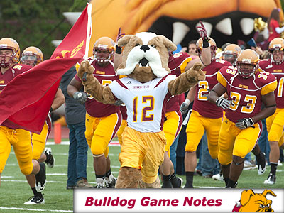Football Game Notes: ODU (Sept. 18)