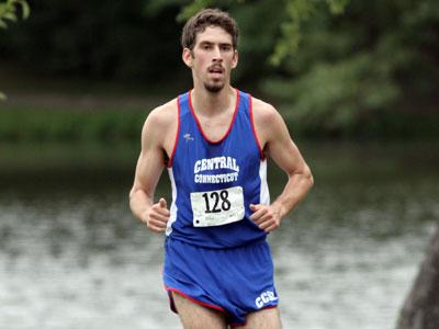 Whalen Wins 1500, CCSU Takes 3rd at Holy Cross Invite