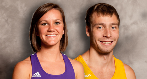 Taylor, Palmer named Most Valuable on cross country teams