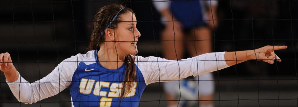 UCSB Plays at Cal Poly on Wednesday, Hosts UCR on Saturday