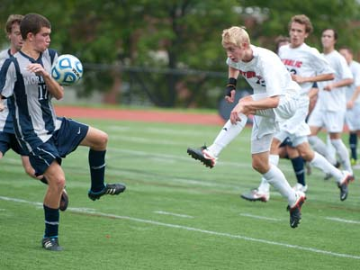CUA cracks national rankings, up to third in region