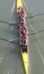 Fall Season Underway for SCU Men's Crew