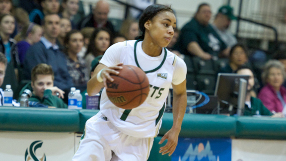WOMEN'S BASKETBALL FALLS 87-57 AT NORTH DAKOTA
