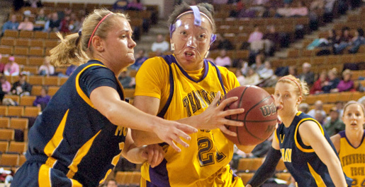 Golden Eagles host UT Martin in a pivotal Ohio Valley contest