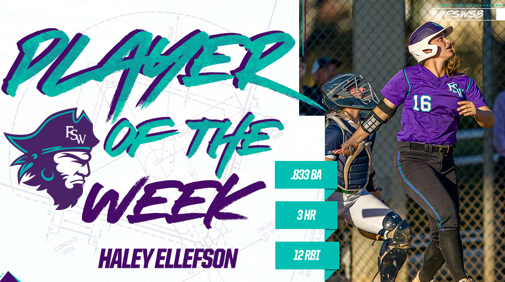 Do It All Ellefson Named State Player of the Week
