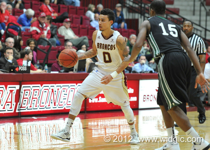 SCU's Roquemore Scores 1,000th Career Point With 2 Free Throws To Ice Game; Broncos Win 75-71 Behind Foster's 31 Points