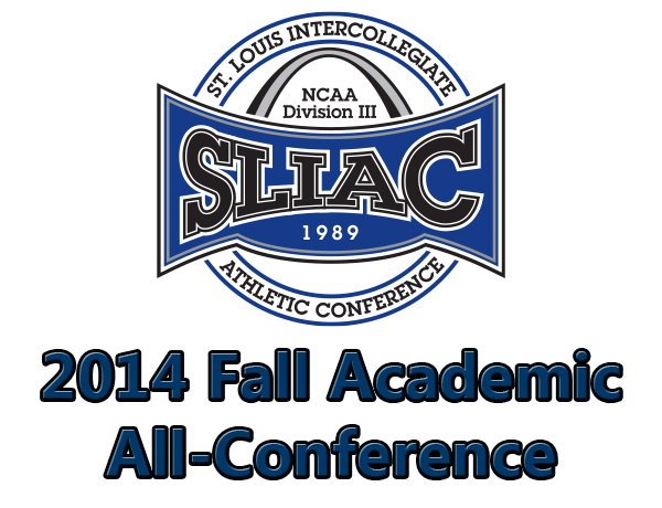 22 Student-Athletes Named To SLIAC Fall All-Academic Team