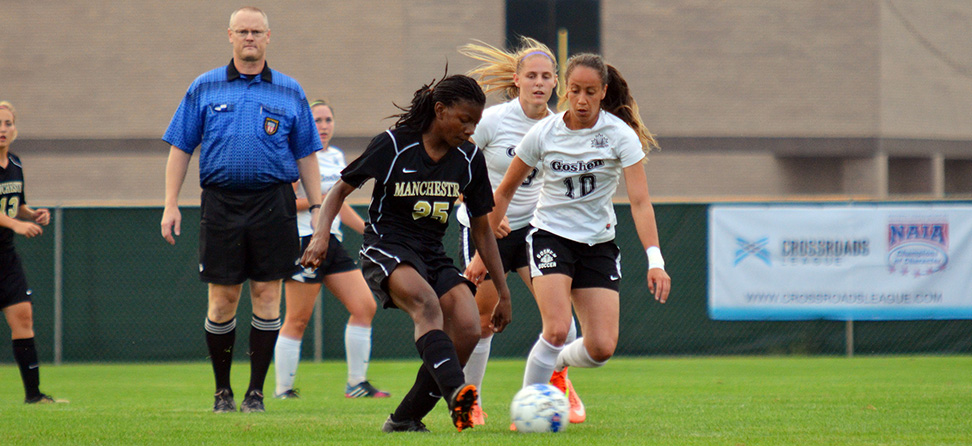 Spartans, Goshen play non-conference thriller