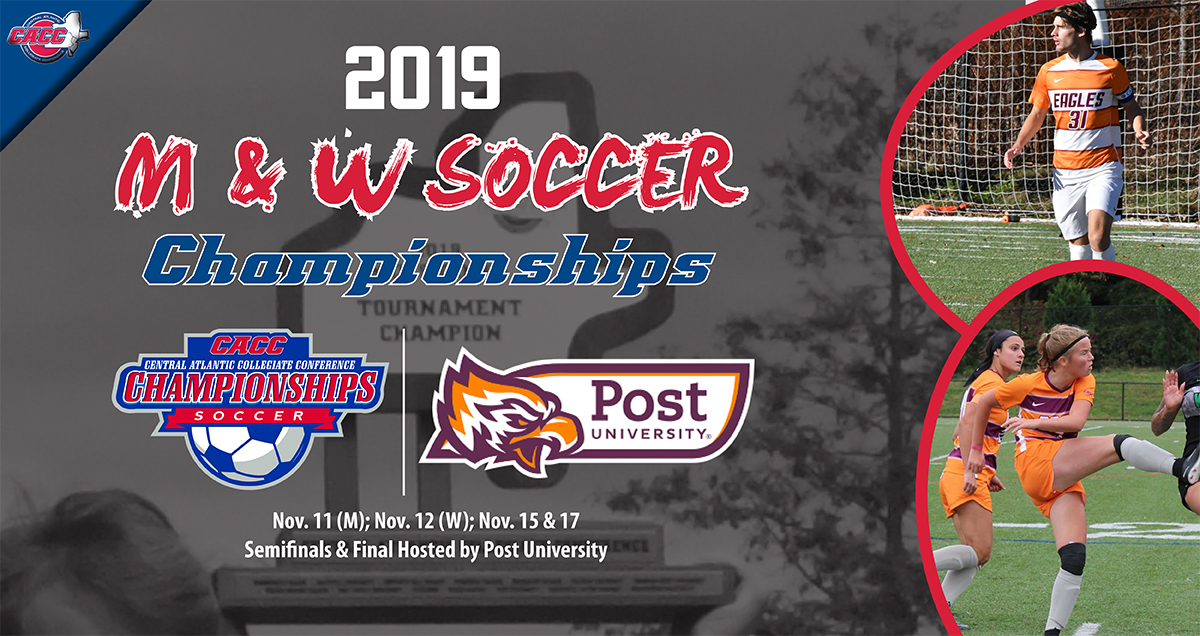 Post University to Serve as Host for CACC Men's & Women's Soccer Championships for the Second Year in a Row