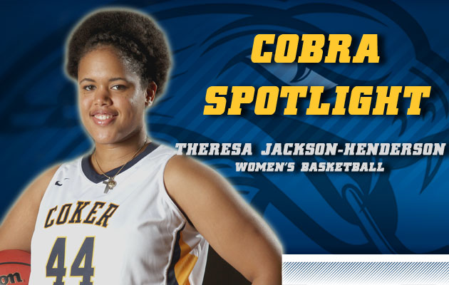 Cobra Spotlight- Theresa Jackson-Henderson, Women's Basketball