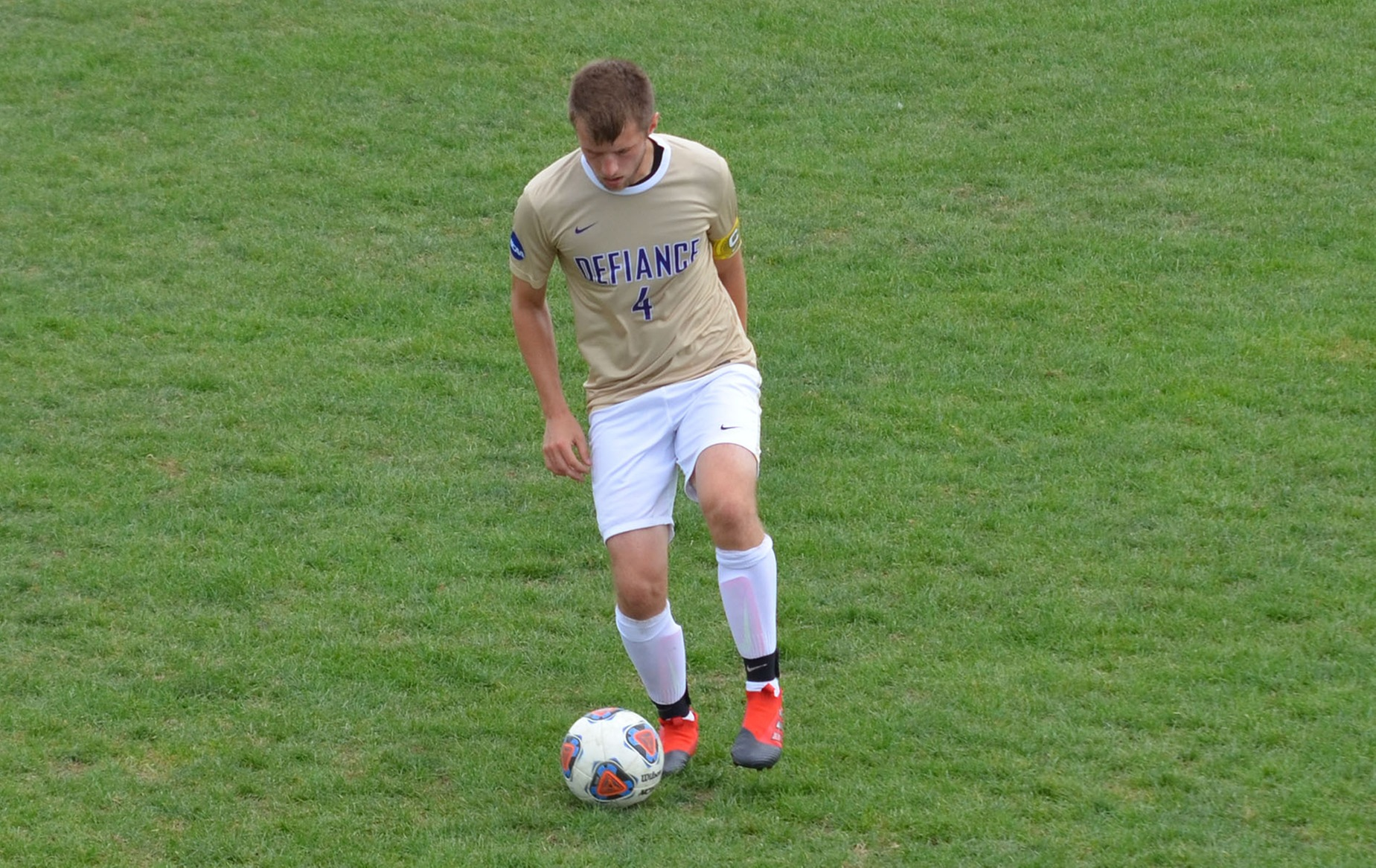 Defiance Falls in Battle with Rose-Hulman