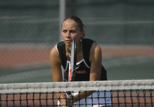 Women's Tennis Wins Again, 9-0 Over Malone