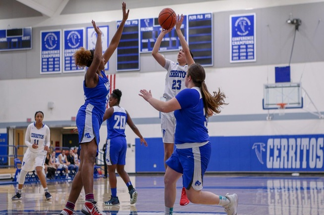 File Photo: Jessica Gomez scored 13 fourth quarter points