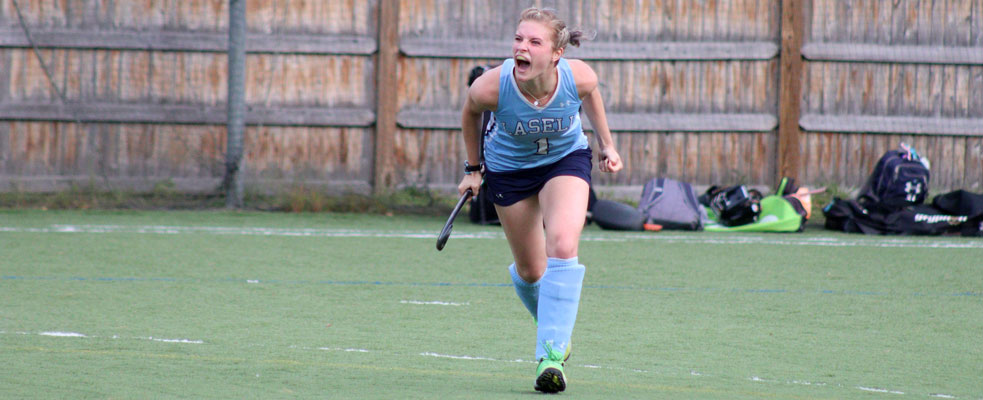 Flannery Propels Field Hockey Past WestConn in Overtime