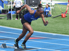 2015 Women's Outdoor Track & Field Athletes of the Week - No. 6