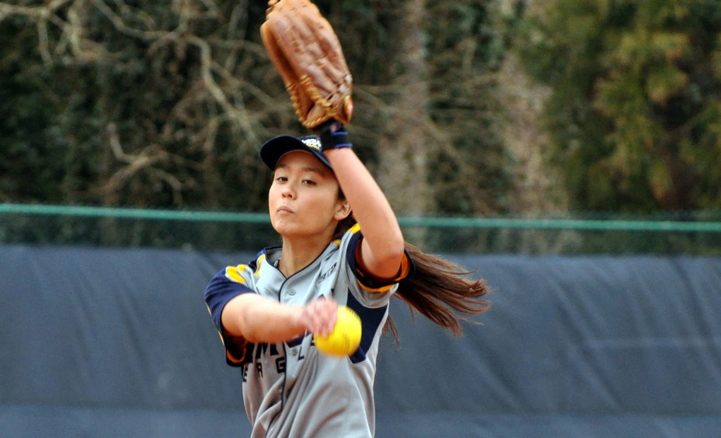 Emory Softball Takes Two From Centre College