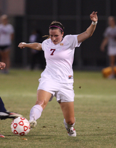 Women's Soccer Wins In OT Over Redlands