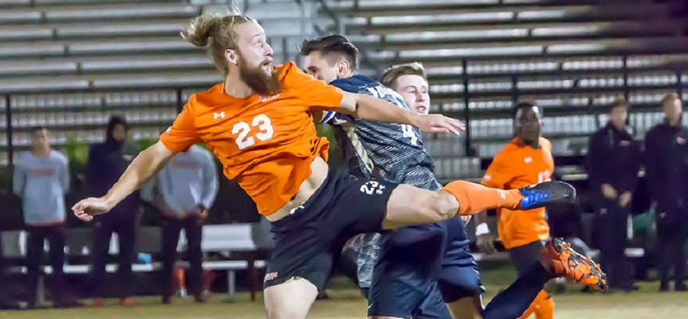 Pioneers shut out Carson-Newman 2-0 to advance to SAC finals