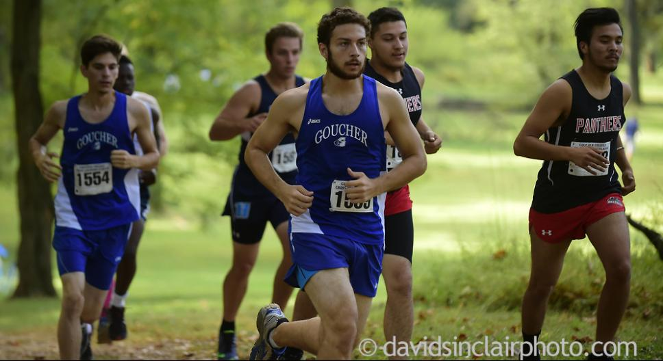 Men Finish Season With Personal Bests