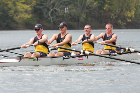 Crew Squads Open Spring Portion Of 2012-13 Schedule With Second, Third Place Finishes At Amherst