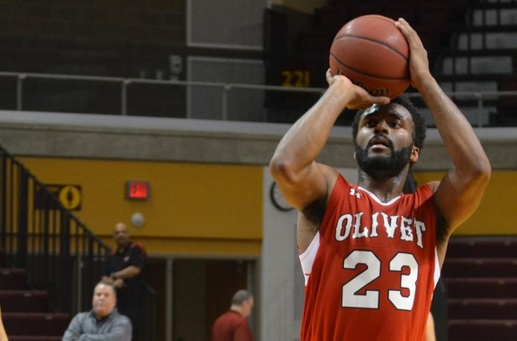 Ewing's 27 points lead men's basketball team to 58-53 win at Adrian