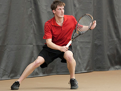 Bulldog Men's Tennis Storms Past Lake Erie
