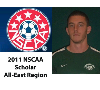 Bousquet Selected to NSCAA Scholar East All-Region Team