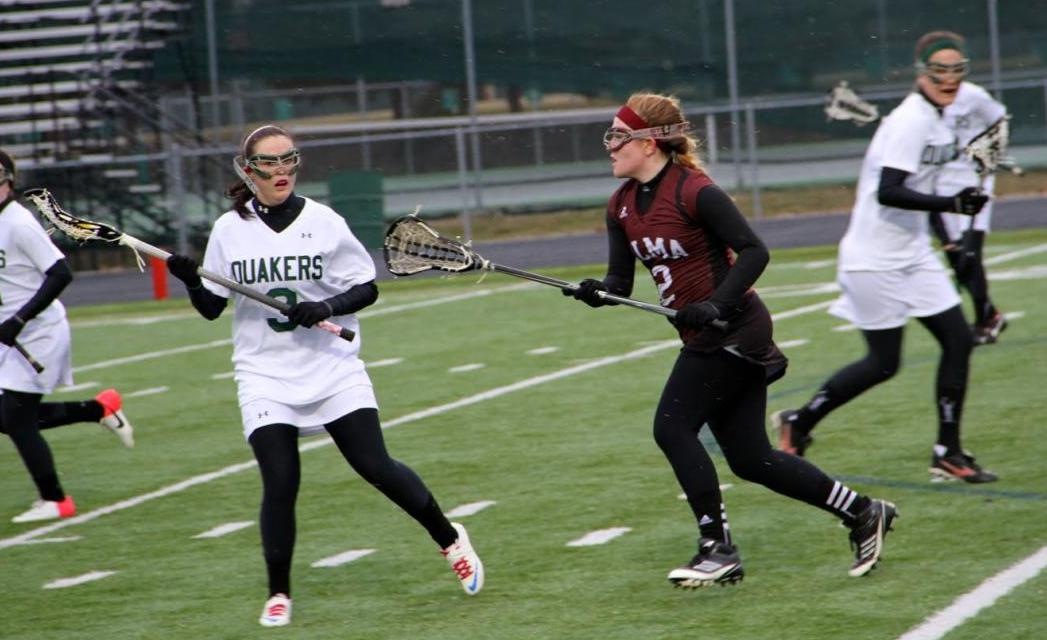 Women's Lacrosse defeats Wilmington (Ohio) 23-5 on Wednesday