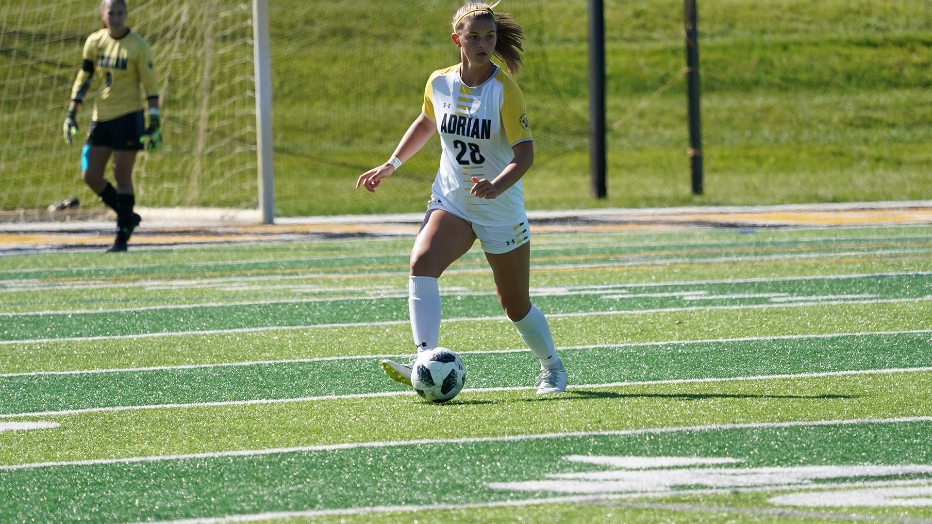 Women's Soccer Pulls Out Gritty Win at Calvin