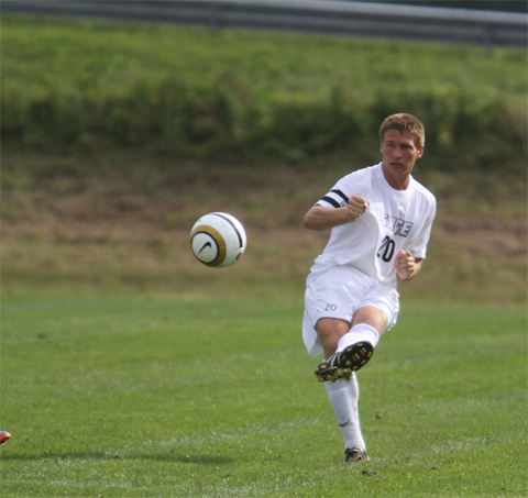 Nationally ranked Union tops Sage in men's soccer play
