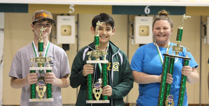 Rifle Team Opens 2016-2017 Season with Big Relay