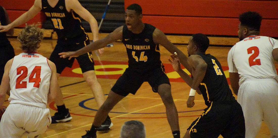 Men's Basketball Drops 66-59 Decision At Malone
