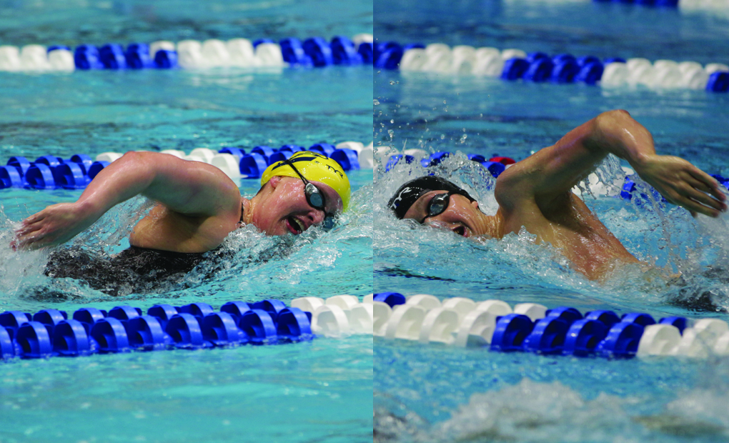 Emory Swimming & Diving Places 27 on CSCAA Scholar All-America Team