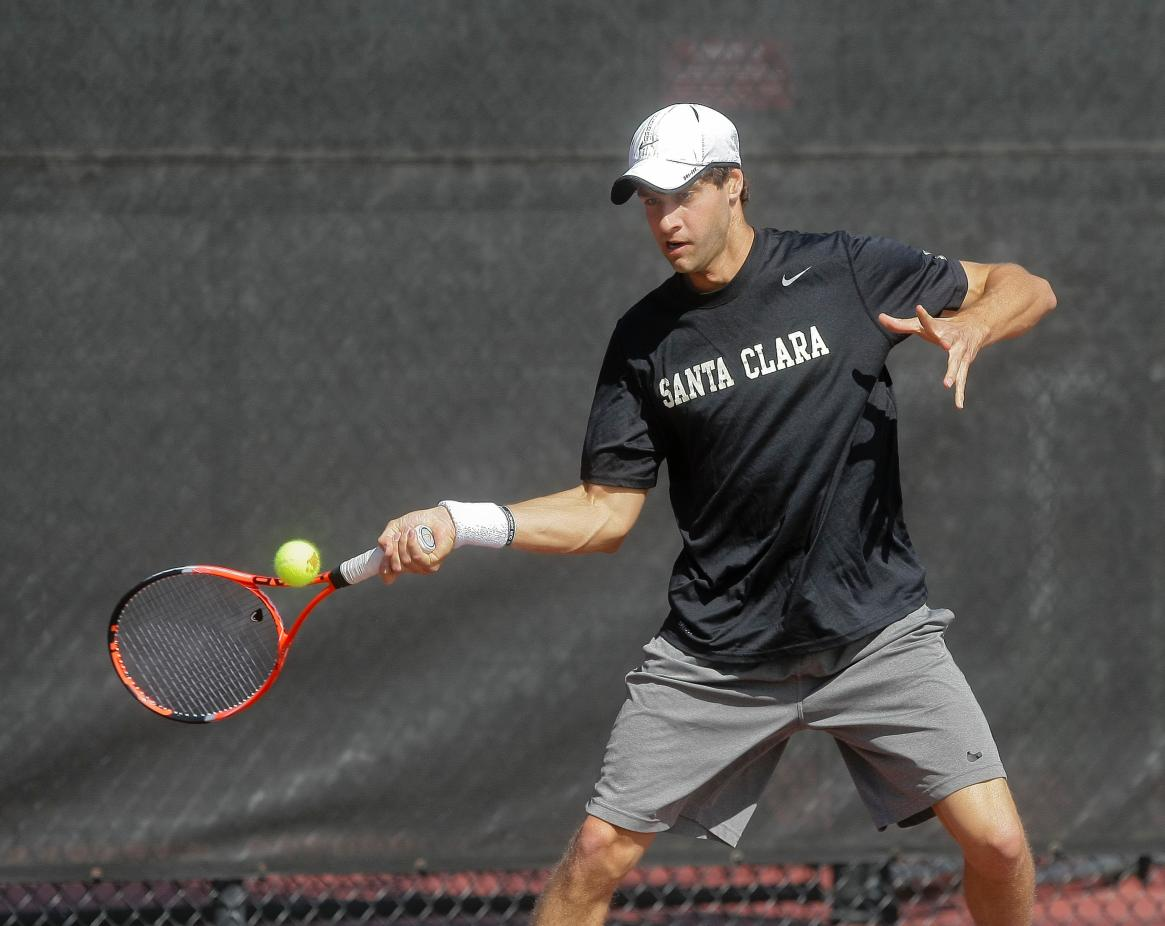 No. 56 Bronco Men's Tennis Bested by No. 42 University of San Diego
