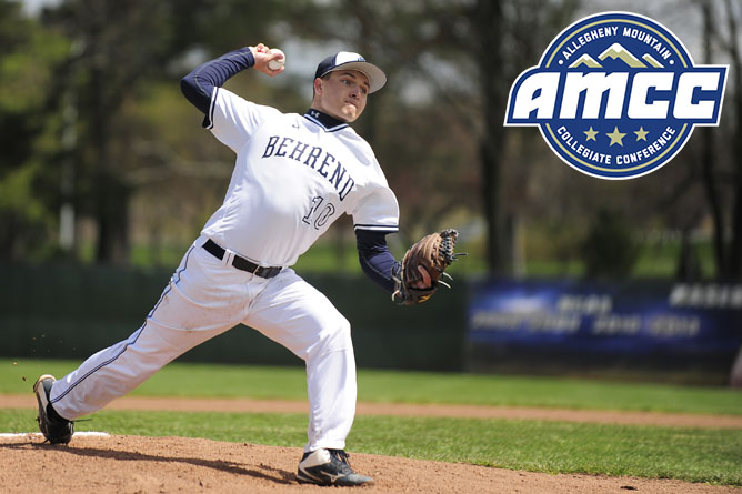 Rohrer Named AMCC Pitcher of the Week