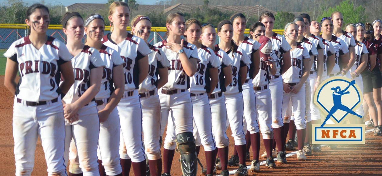 Softball Registers Sixth-Best GPA in Nation; 12 Earn Easton/NFCA Scholar-Athlete Recognition