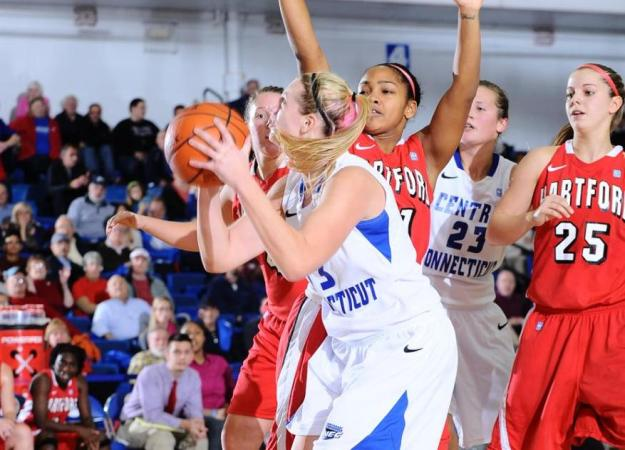WBB Tops New Hampshire