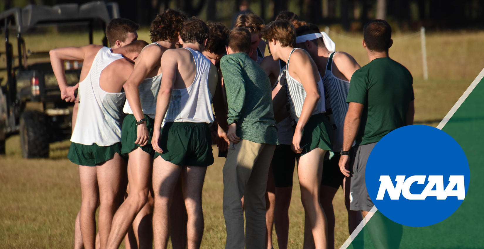 GC Men's Cross Country Prepares for NCAA Region Meet This Week