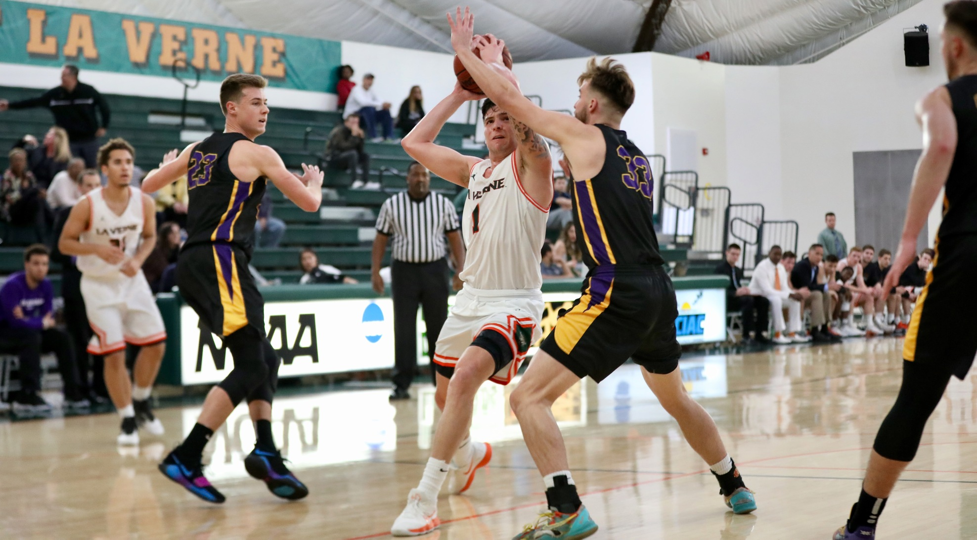 Costa scores career-high 24 points against Cal Lutheran