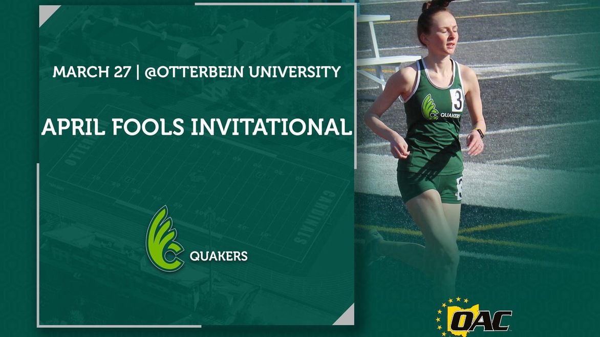 Women's Track & Field Travels to Otterbein University for the Second Meet of the Outdoor Season