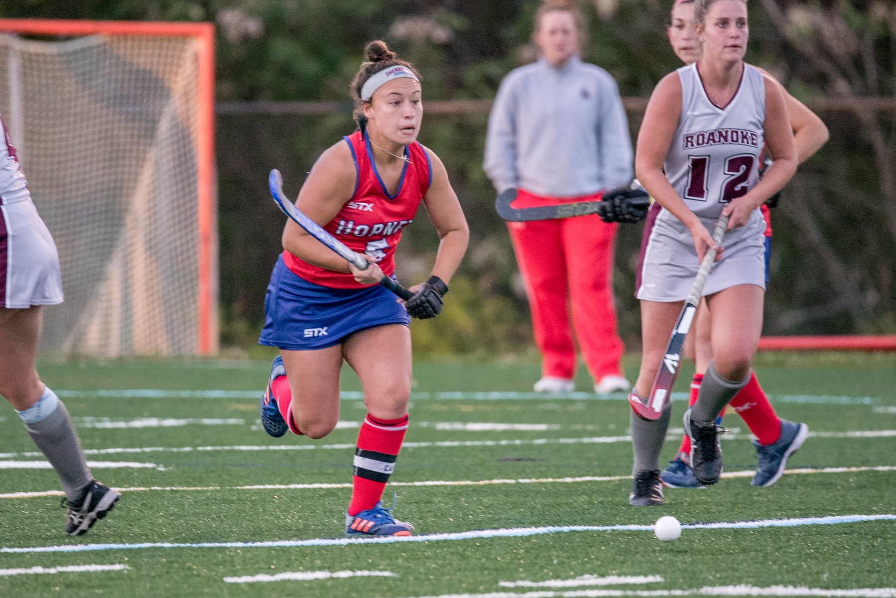 Morgan Payne was one of 49 President's List honorees this past fall and was named as the ODAC Scholar-Athlete of the Year for field hockey.