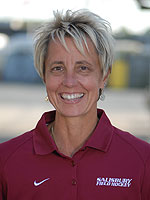 Salisbury coach Dawn Chamberlin headshot
