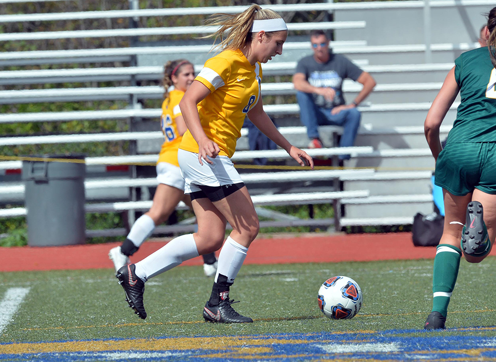 Women's Soccer Stunned in PK's in MASCAC Semifinals