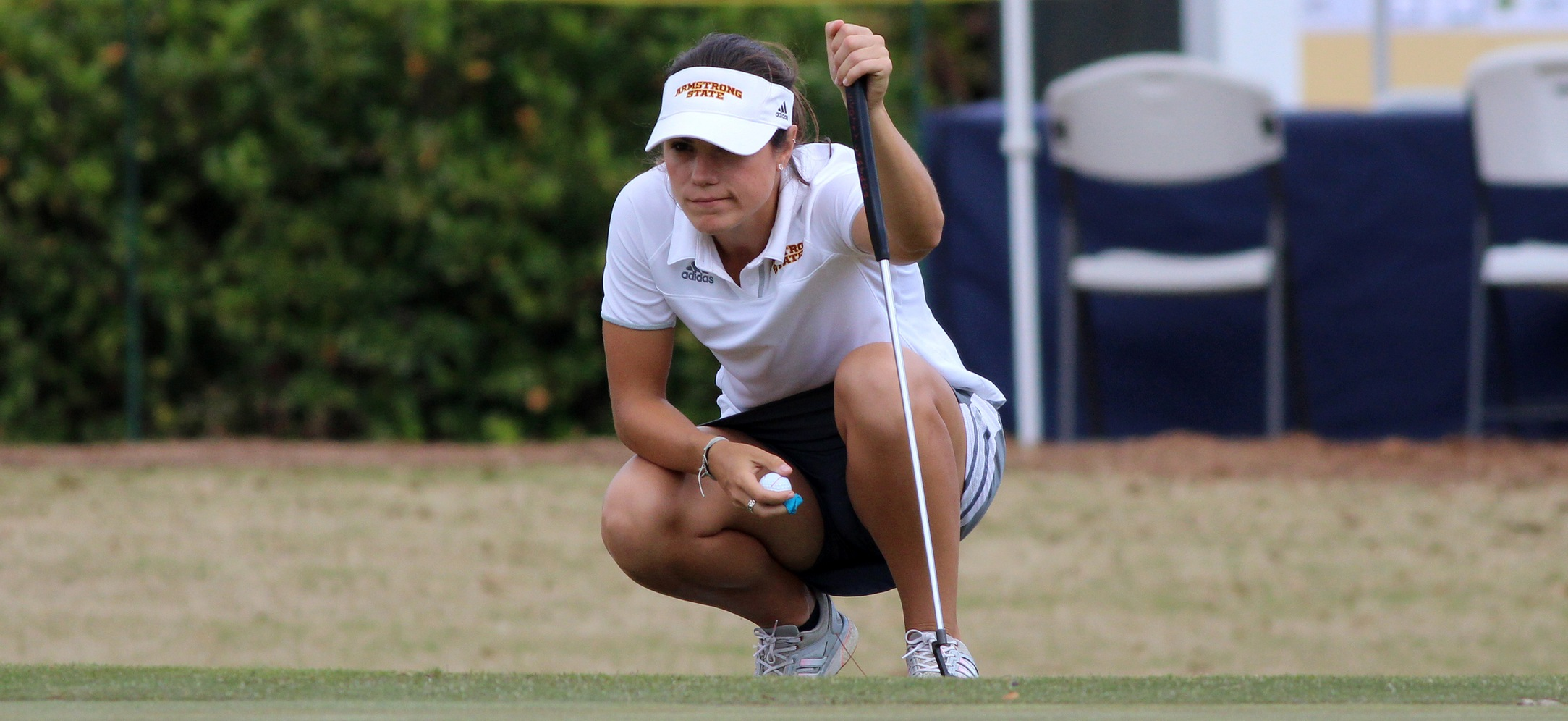 Women's Golf 12th After Second Day At NCAA South Super Regional