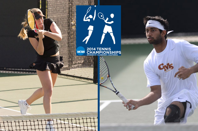 Times set for Athenas and Stags D-III Tennis quarterfinal matches vs. Johns Hopkins